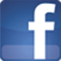 Facebook Icon. You can find us on Facebook at Amanda Reynolds Art